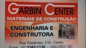 Garbin Center Materiais de Construção
